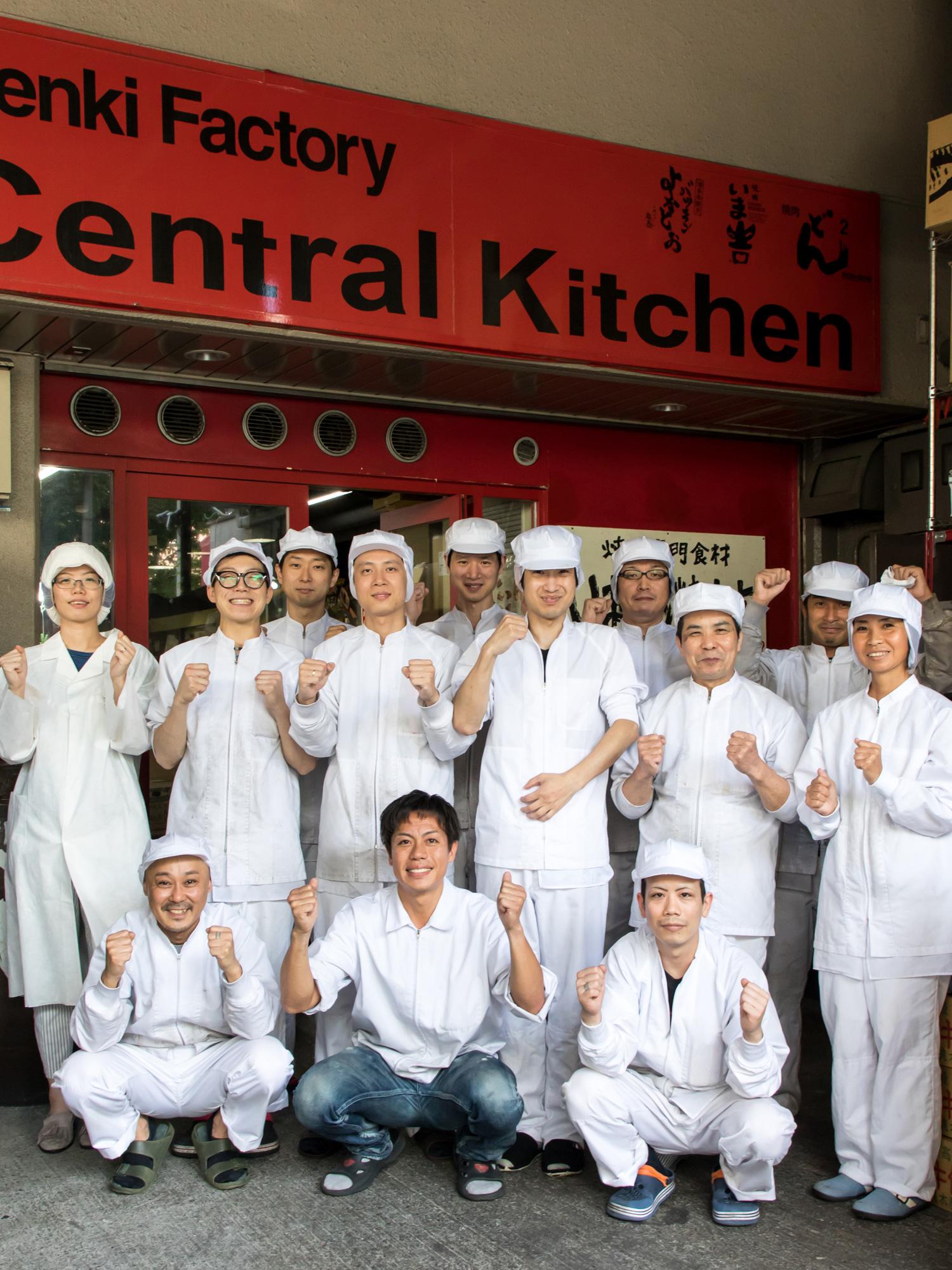 浪花乃台所のチーム
